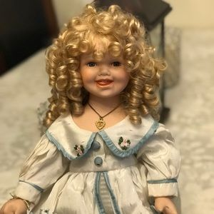 Other - Beautiful antique collectors porcelain baby doll